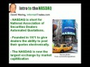 146: Introduction to The NASDAQ