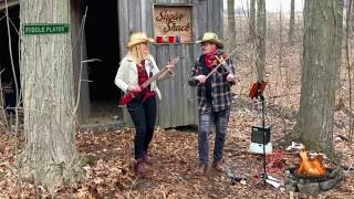 The Fiddlestix Duet - Country Jam at The Sugar Shack