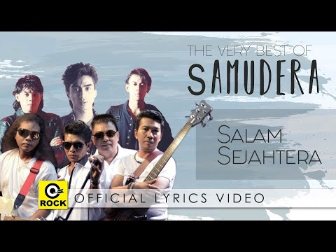 Salam Sejahtera - SAMUDERA [ Official Lyrics Video]