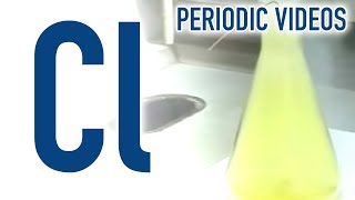 Chlorine - Periodic Table of Videos