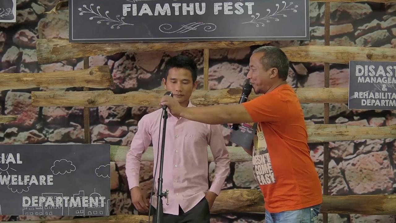A Lalhlimmawia   YAMAHA FIAMTHU FEST TOP 5