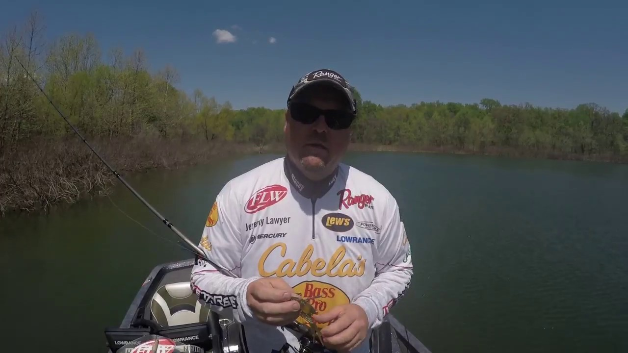 Fallcreek Lures Roman Craw Explanation by Jeremy Lawyer