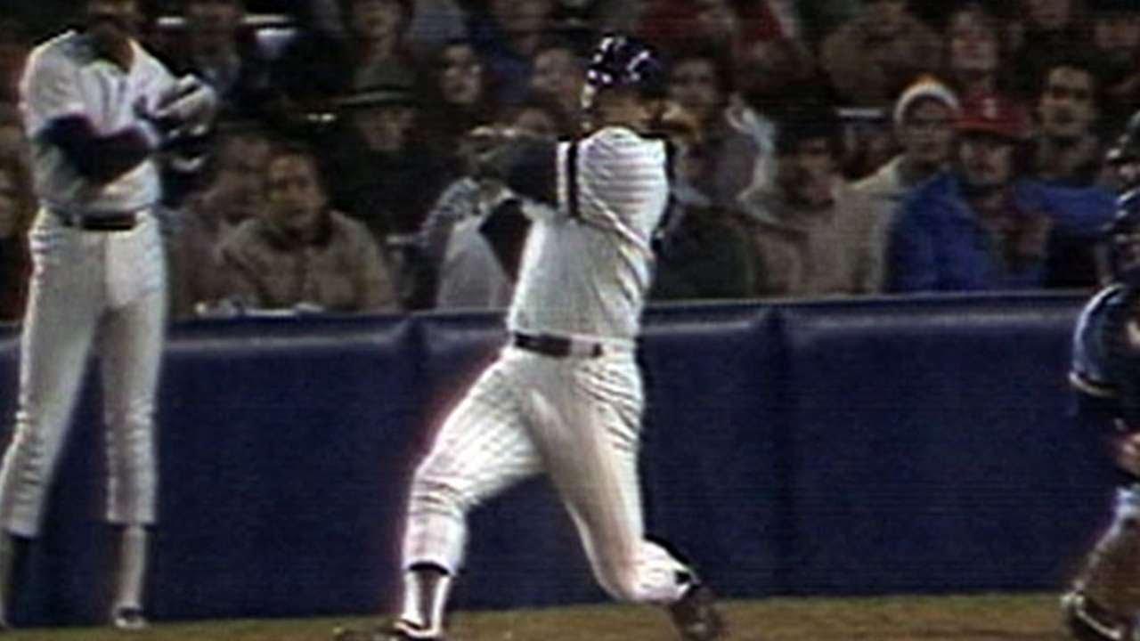 1981 ALDS Gm5: Jackson's two-run homer ...