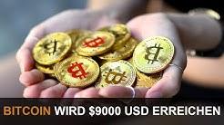 WARUM DER BITCOIN KURZ VOR $9000 USD STEHT + X10 TOKEN REVIEW