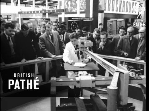 London International Engineering Exhibition (1963)