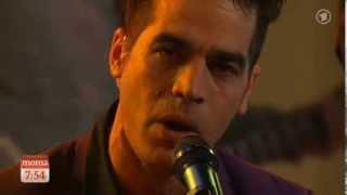 """Blackfield - """"Jupiter"""" Live at ARD Morgenmagazin (German Tv)"""