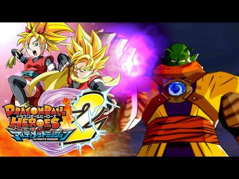 DIDN'T EXPECT LORD SLUG TO BE THIS FRUSTRATING!!! | Dragon Ball Heroes Ultimate Mission 2 Gameplay!