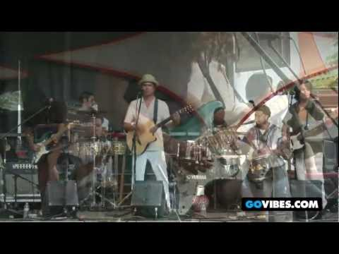 "Cosmic Jibaros Perform ""Todos Los Dias"" at Gathering of the Vibes Music Festival 2012"