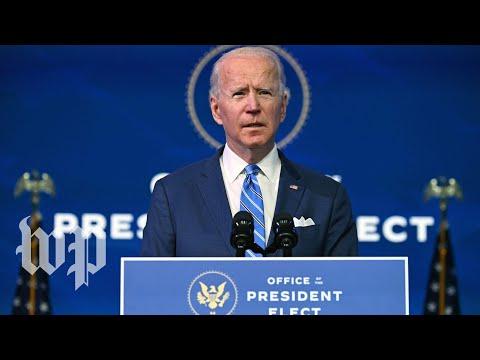 Biden announces his $1.9 trillion relief plan, which includes $2,000 stimulus checks