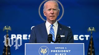President-elect joe biden revealed his $1.9 trillion emergency relief plan on jan. 14, which included $2,000 stimulus checks, extended unemployment insurance...