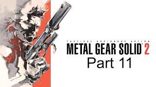 "Metal Gear Solid 2: Sons Of Liberty Walkthrough Part 11 ""A Darksage Let"