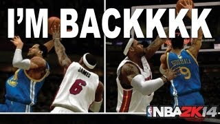 NBA 2K13: I'M BACKKKK (PC Gameplay/Commentary)