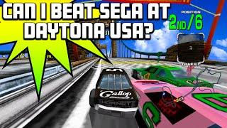 Can I beat Sega at Daytona USA on their official livestream?