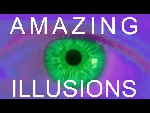 Top 5 mind blowing optical illusions  Quiz