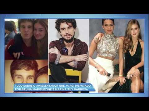 Hora da Venenosa: conheça o homem que foi disputado por Bruna Marquezine e Marina Ruy Barbosa