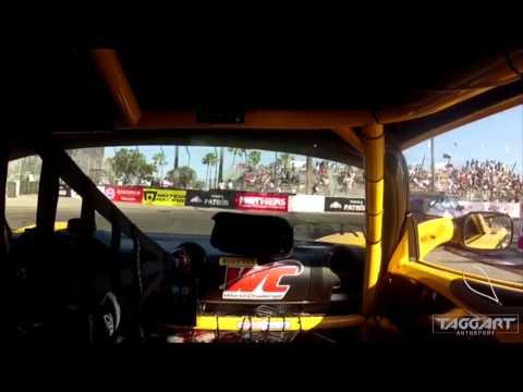 Pirelli World Challenge Long Beach 2013 --  Onboard Taggart Autosport HD