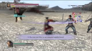 Dynasty Warriors 5 Empires - Gameplay (360)