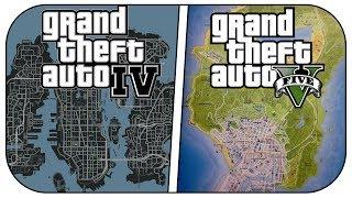 Top 10 REASONS GTA 5 WAS BETTER THAN GTA 4! (GTA 5 vs GTA 4 Comparison)