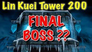 MK Mobile LIN KUEI Tower 200 Final BOSS |  Mortal Kombat Mobile Update 2.4.0