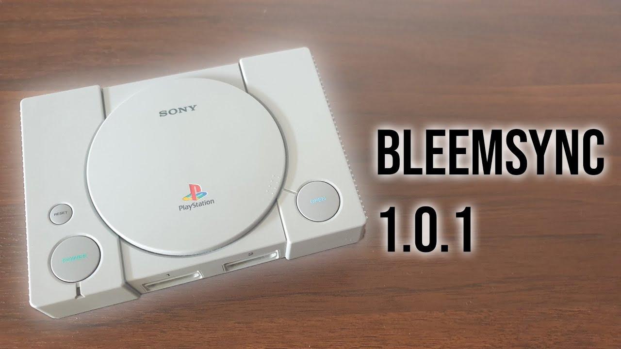 PlayStation Classic BleemSync 1 0 1 Tutorial by Daniel_Master369