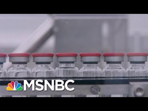 AstraZeneca Trial Data May Give 'Incomplete View' Of Vaccine's Efficacy: NIH | Morning Joe | MSNBC