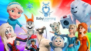 Best Funny Kids Learning Channel Trailer | ABCs and Family Fun | Great for ESL | Best Kids ABC Songs
