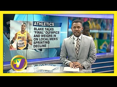 Blake Hoping Frater addition will Lead to Olympic Glory   TVJ Sports News