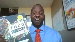 Thug Kitchen Vegan Cookbook Review