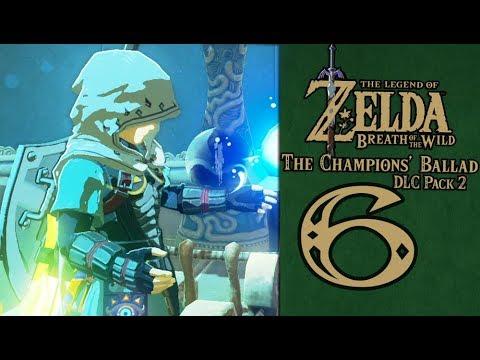 Zelda Breath of the Wild DLC Champions Ballad Part 6 Dual Purpose (Season Pass)