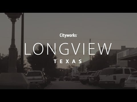 Cityworks Customer: Longview, Texas