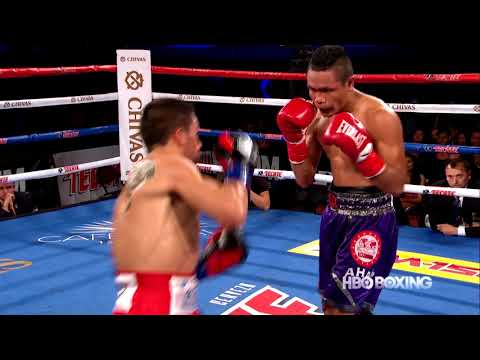 Donnie Nietes STOPS Juan Carlos Reveco via TKO in HBO debut (VIDEO)