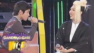 Vice Ganda pokes fun on Gimme 5
