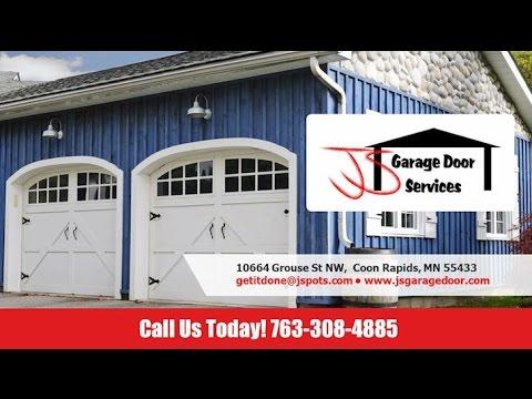 JS Garage Door Services | Coon Rapids MN Garage Door Dealers