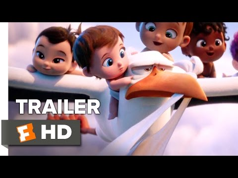 Thumbnail: Storks Official Trailer 3 (2016) - Andy Samberg Movie