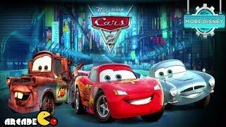 Disney Pixal Cars 2 - World Grand Prix - Lightning Macqueen