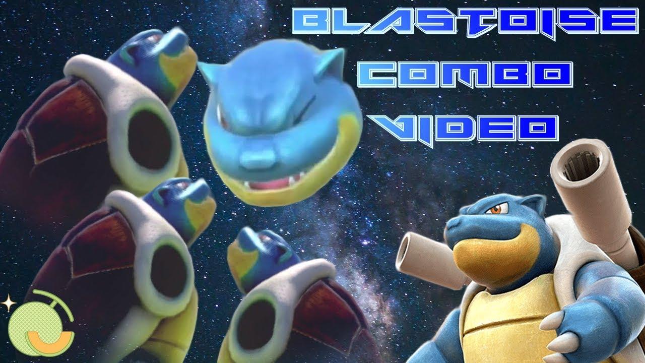 The Absolute Unit, Blastoise Combo Video - YouTube