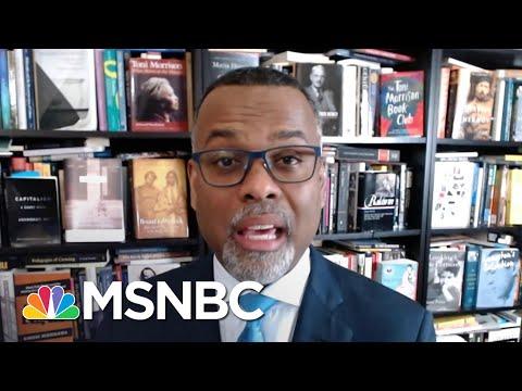 Eddie Glaude On The White House Covid Response   Deadline   MSNBC