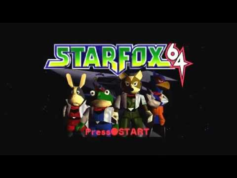 Star Fox 64 Fun...OddSpecter's Horrible Flying Skills