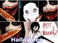 Jeff the Killer Maquillaje Para Halloween Jeff el asesino