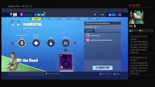 FORTNITE SAVE THE WORLD GIVEAWAY 'LIVE' NEED SUBS!