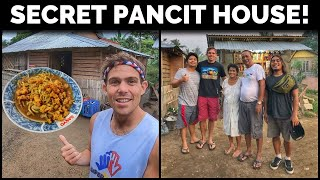 CANADIAN Eats Local FILIPINO PANCIT   Philippines Island Province Travel and Food