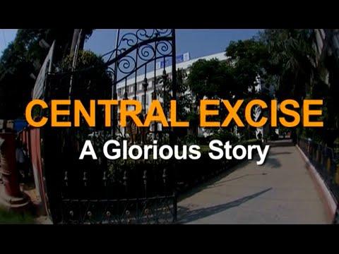Central Excise - A Glorious Story