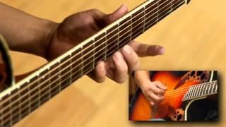 Hướng dẫn đánh Bụi Phấn guitar