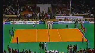 PERU VS CHINA MUNDIAL DE VOLEY 1986