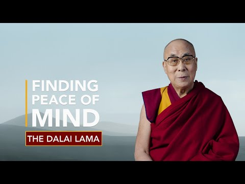 Finding Peace of Mind