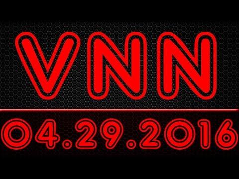 "VNN - 29 April 2016 - ""Modded MC Server, Strems and F3"""