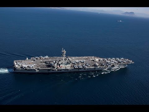 Rising tensions between the U.S. and Iran