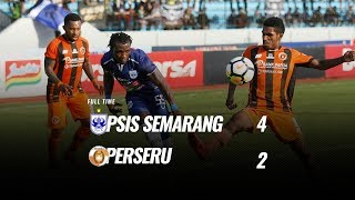 Download Video [Pekan 23] Cuplikan Pertandingan PSIS Semarang vs Perseru, 23 September 2018 MP3 3GP MP4
