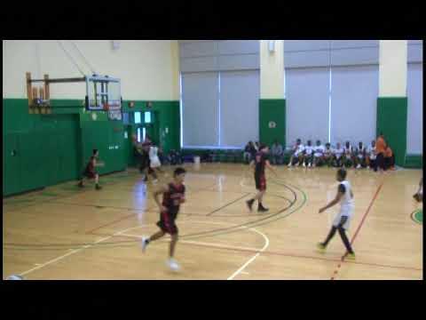 John Korte Full Game Film vs. Brighton High School (2017 BABC Holiday Classic) Part 2