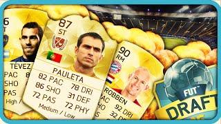 FIFA 16 FUT DRAFT : PARTITA AL CARDIOPALMA !